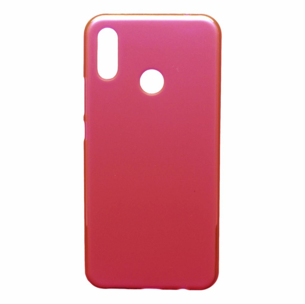 Details about TPU Case Cover PINK SMOOTH MATT for HUAWEI P SMART PLUS Gel Silicone